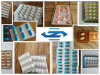 Tablettes Anti-Fatigue mâles neuves d'OEM