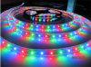 Decoração quente do Natal da tira do diodo emissor de luz do RGB 3528 da venda