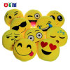 Hoofdkussen van Emoji van de Pluche van Emoticon van het Hoofdkussen van het Kussen van Smiley Emoticon van Emoji het Gele Ronde
