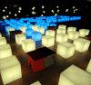 LED Cube Chair 30*30*30cm