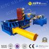 Surtidor hidráulico horizontal de China de la prensa de las balas de la basura del metal de la venta caliente de Y81t-125b Aupu