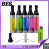 Replaceable Coil를 가진 최신 & Newest Electronic Vaporizer EGO Atomizer T2 Clearomizer