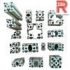 Profils en aluminium/en aluminium de Chaud-Vente d'extrusion pour le système modulaire d'Automative