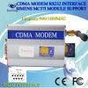 Professional RS232 fácil SMS CDMA Modem com o módulo original
