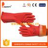 Ddsafety 2017 перчаток безопасности зеленой индустрии нитрила работая