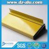 양극 처리되는 황금 금 색깔을%s 가진 베트남을%s 알루미늄 알루미늄 단면도