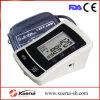 Arm-Type esfigmomanômetro digital, monitor de pressão arterial automática