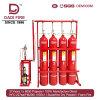 O melhor incêndio de gás da venda - extinguindo sistema misturado do extintor do gás Ig541