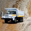 6X4 40Ton Mining Caminhão Basculante/caminhão de caixa basculante (YT3621)