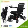 年配者のための電動車椅子のスクーターを折るリチウム電池