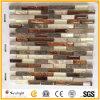 Mattonelle di mosaico di cristallo di colore della miscela per la spruzzata parte posteriore di Kithen/della parete