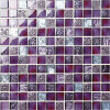 Mosaico di vetro di marmo Mixed della decorazione del fornitore della Cina