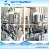 Machine à laver automatique de l'eau de bouteille à échelle réduite