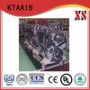 19 Diesel van ktaa19-G7 Ccec Cummins van de verplaatsing g-Aandrijving Motor voor de Reeks van de Generator