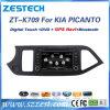 Zestech 2 LÄRM Selbstradiostereolithographie für KIA Picanto DVD GPS Spieler
