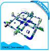 Isola gonfiabile di galleggiamento gonfiabile della sosta dell'acqua di prezzi di fabbrica da vendere
