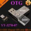 Azionamento a cristallo dell'istantaneo del USB del telefono delle cellule come regalo (YT-3270-07)
