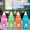 Estilo de la botella de leche de dibujos animados Portable Power Bank Cargador de regalos promocionales Teléfono