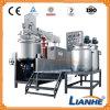 Mezclador del emulsor del vacío con el homogeneizador de alta velocidad para la fabricación cosmética