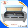 Máquina de gravura do laser com a tabela de trabalho do favo de mel (JM-1680T-CCD)