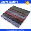 Calidad superior de cerámica arena metal Tejas para la Construcción y Easte