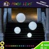 당 빛을내는 뜨 재충전용 RGB LED 지구