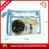 Sac cosmétique transparent fait sur commande de sachet en plastique (ES3052227AMA)