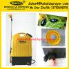 pulvérisateur de batterie au lithium de sac à dos du chariot 16L