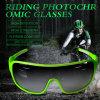 Reitene photochrome Glas-Sonnenbrillen draußen Sports schützende Glas-Schutzbrillen