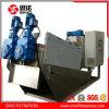 La mejor prensa de filtro de desecación de tornillo de máquina del lodo de petróleo