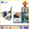 tazza di vendita del laser Markier della fibra di 20W 30W/targhette/anello 100*100mm