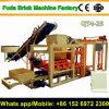 Bloc de ciment automatique Machine de moulage, machine à briques au Vietnam