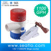 プラスチック太陽水ポンプDC浸水許容の小型ポンプ