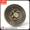 kundenspezifische Andenken-Münze der Qualitäts-3D