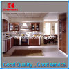 Qualitäts-Küche-feste hölzerne Küche-Schränke (KDSWC019) kundenspezifisch anfertigen