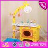 Новая конструкция Жираф деревянная игрушка для детей дошкольного возраста дети играют в кухне W10c234