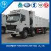 Sinotrcuk 트럭 HOWO A7 8X4 400HP를 위한 덤프 트럭