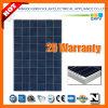 módulo solar do silicone poli de 205W 156*156