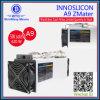 Mijnwerker 50 Ksol/S van Zmaster Zcash van Innosilicon A9, 620W (Equihash) Inbegrepen PSU-- Shenzhen ---Vrije Shiping