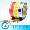 Металлизированная алюминиевая пленка любимчика для упаковывать кондитерскаи