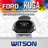 Coches reproductor de DVD para el Ford Kuga con A8 Chipset S100 (W2-C236)