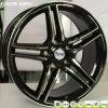 RIM en aluminium de roue d'alliage de véhicule d'Abt pour VW d'Audi de benz de BMW