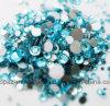 Kristal van het Glas van de Moeilijke situatie DMC van het Aquamarijn van de fonkeling Ss10/3mm het niet Hete (fB-Ss10 aquamarijn)