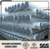 Baumaterial Q235, das heißes BAD Gi-Stahlrohr schweißt