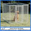 6 arrière-cour extérieure de crayon lecteur d'animal d'animal familier de cage de chenil de passage de crabot de maillon de la chaîne de pi X 10