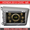 Reproductor de DVD especial de Car para Honda 2012 Civic Left con el GPS, Bluetooth. (CY-8016)