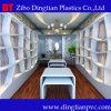Panneau blanc de mousse de PVC de la vente 2016 chaude pour la fabrication de meubles