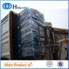 Foldable金網の容器の折る鋼鉄低い台
