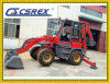 Backhoe compato da parte frontal Wz30-16 do Ce