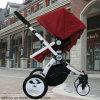 Luxury Alemanha Umbrella carrinho de bebé Pram 4 em 1